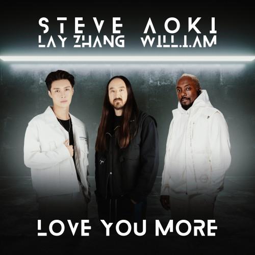 酷狗引爆电音潮流张艺兴《Love You More》与世界级音乐人强强联