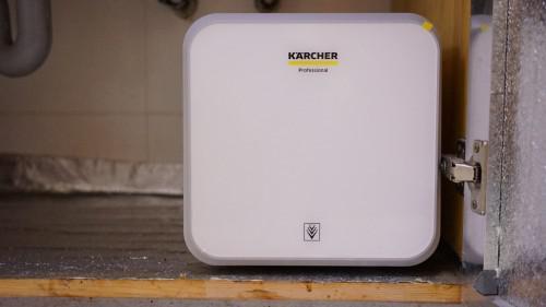 要买净水器?HUAWEI HiLink+德国品质——卡赫智能净水器600G了解下