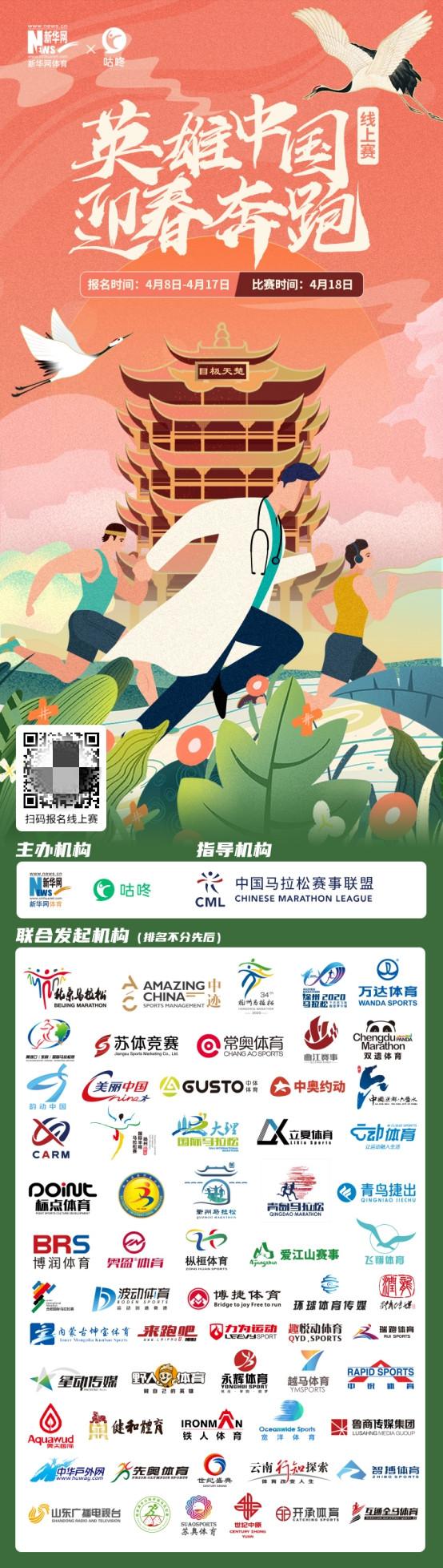 """武汉""""解封""""!4月最值得期待的赛事来了:云逛马博会、送赛事名额、送运动装备!"""