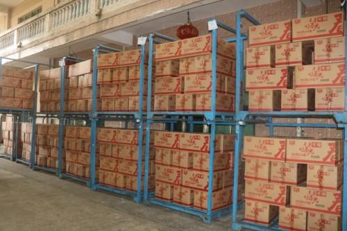 """春光食品捐赠约105万元物资 驰援抗""""疫""""一线彰显企业担当"""