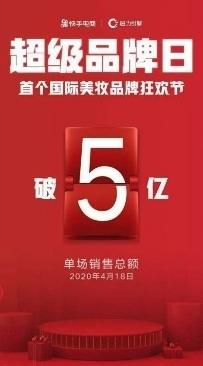 李宁✖快手再创1546万佳绩 超级品牌日强势扩容品牌营销边界