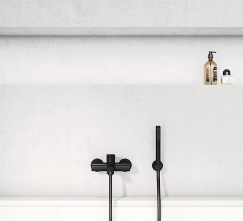 纯美黑境开启当代时尚卫浴风-KLUDI德国科鲁迪2020年度新品BOZZ