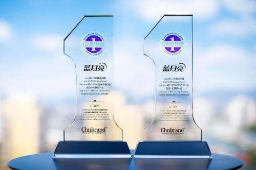 连续10年稳居C-BPI行业品牌榜首,是什么成就了蓝月亮的品牌力?