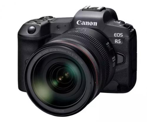 专业微单相机推荐:视频拍摄功能亮眼 佳能EOS R5引人瞩目