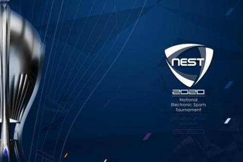 【体育无限】让数字演绎体育无限精彩 NEST官方LOGO换新升级