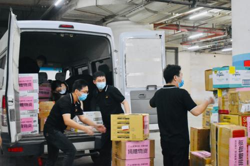 Olé精品超市携手广州爱心组织助力心智障碍儿童健康成长
