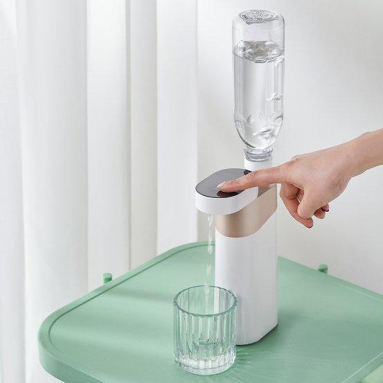 用心呵护,喝出健康,得体便捷即热式饮水机让生活更美好