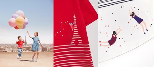 巴拉巴拉X Catimini |跨界新品,玩转法式新花漾