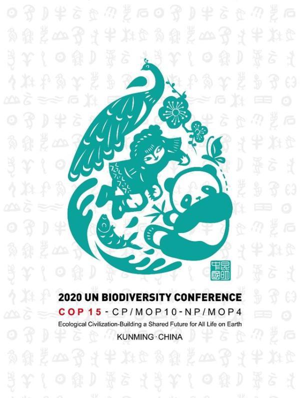 联合国COP15会徽设计方植物医生再添新作,践行公益助力生物多样性保护