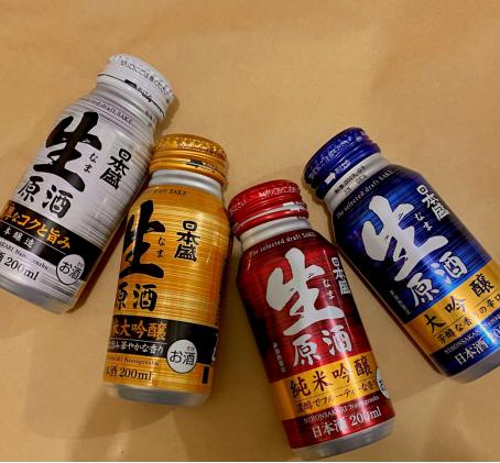 日本盛铝罐装生原酒|冰镇清酒配什么下酒菜好?