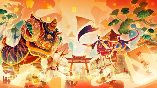 """天猫新文创携手七大品牌花样演绎""""中国礼物""""新内涵,这才是儿童节最好的礼物!"""