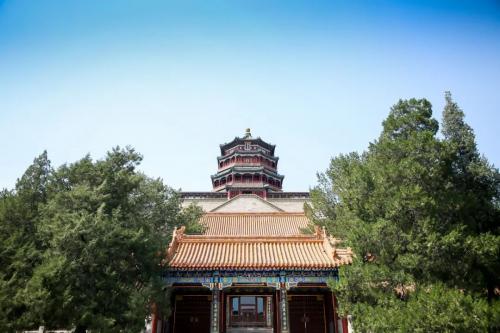 硬核!小牧优品强势入驻世界文化遗产颐和园