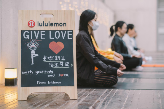 lululemon致敬所有在特殊时期守护生命健康的抗疫工作人员