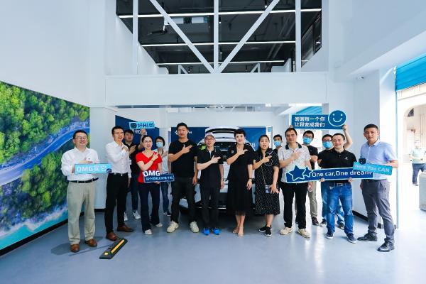 广汽蔚来首款产品交付开启,将正式迎接市场考验
