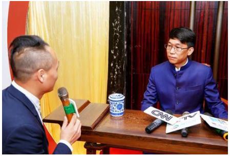 蒋安祥老师谈中国文化力量之源