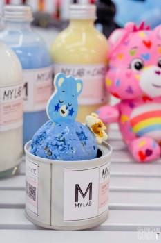 玩•味乐园,Mylab X 爱心小熊跨界合作登陆上海