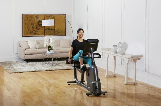 力健奥力来强强联手 高端家用健身器材带动品质升级
