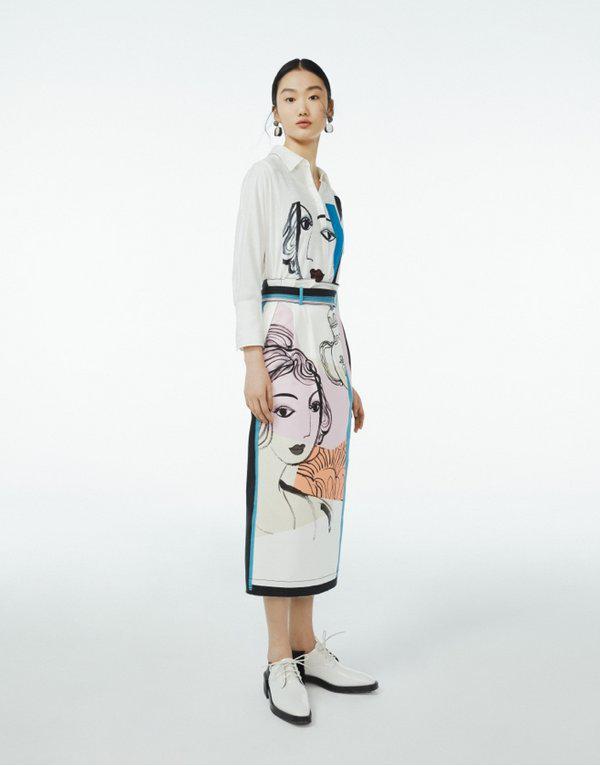 LILY携手艺术家龙荻推出的首个合作系列正式面世