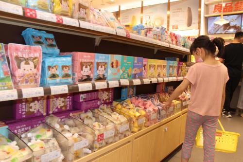 领跑儿童零食赛道 良品铺子高端战略深耕细分领域