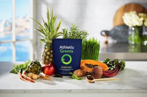 新西兰高端健康品牌Athletic Greens正式进入中国市场