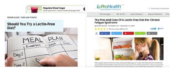 凝集素:越来越被全球健康届重视,到底是什么?