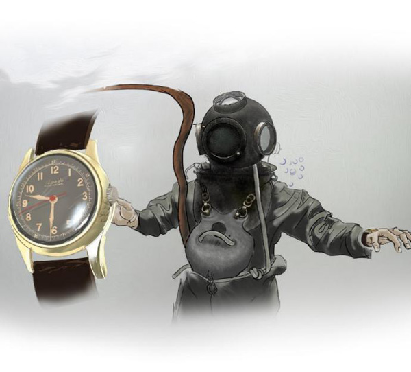 尼维达腕表NIVADA,源于瑞士经典与现代的完美融合