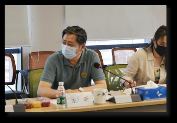 国家发改委培训中心康宁主任一行莅临北京奥鹏远程教育中心