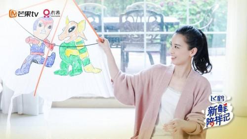 黄圣依《新鲜陪伴记》谈陪伴:缺位妈妈努力缝补亲子关系
