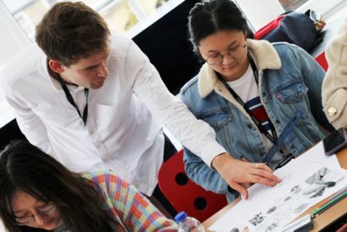 剑桥视觉与艺术表演学校中国中心CSVPA China毕业生 六成喜获伦敦艺术大学录取通知