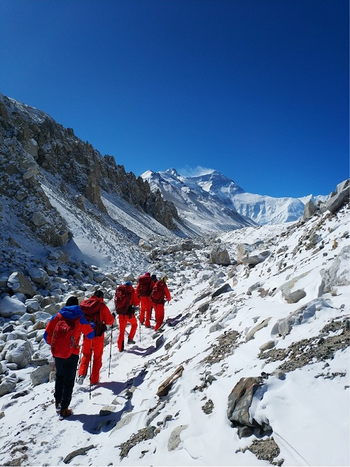 2020年中国珠峰登顶复测告捷,COLMO空调与您一起期待世界之巅新高度!