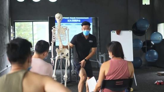 奥力来运动健身学院打造全方位运动生态平台