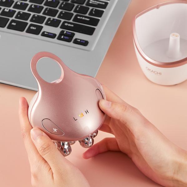 OKACHI欧卡姿小摩兔射频按摩美容仪,让你在家享有高端美容护肤新体验