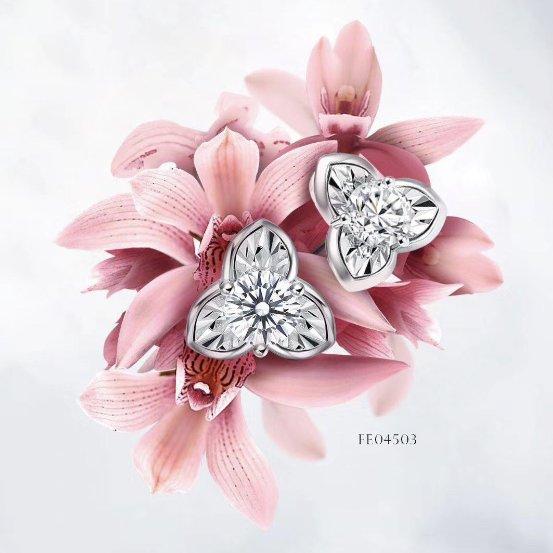 ITEN Blossom星花怒放全新鉆飾,革新工藝煥發璀璨