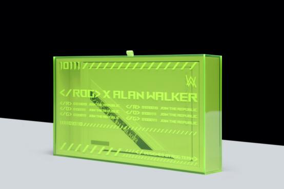 电音教主Alan Walker联手ROG幻14 打造电竞电音跨界潮品