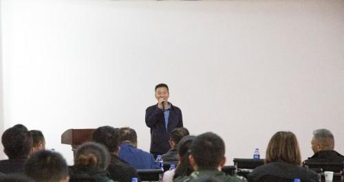 中青旅联盟国内/电商专委会在茶卡天空壹号景区召开