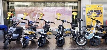 新国标过渡期将至!618网友点赞苏宁易购电动车折旧换新