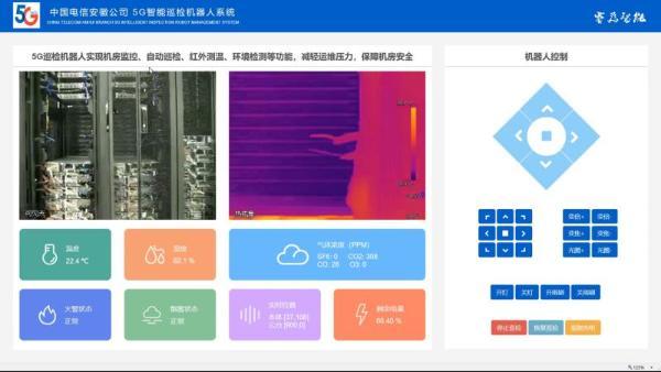 数据中心运维新宠 赛为智能5G巡检机器人精准助力中国电信