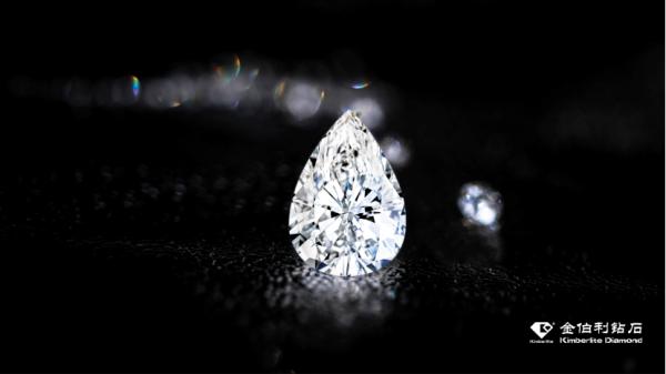 时光之眼|献礼金伯利钻石25周年