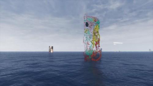 iag《野蛮院线》于TX淮海|年轻力中心正式揭幕 把当代艺术带进年轻人生活方式