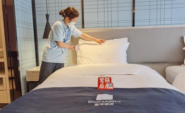 东呈国际集团旗下酒店为高考保驾护航