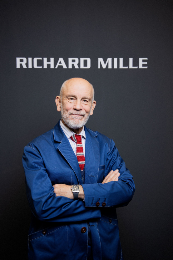 艺术成就非凡的RICHARD MILLE里查德米尔品牌挚友
