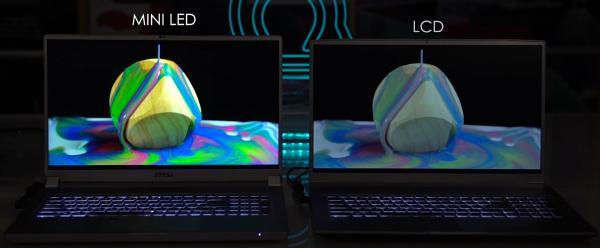 揭秘微星创造者Creator 17黑科技Mini LED屏幕