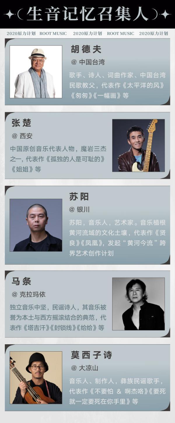 生音记忆征选计划开启,QQ音乐开放平台携手腾讯音乐人打造音乐家书