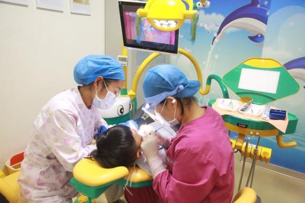 植得口腔儿童齿科舒适化诊疗,让看牙变成