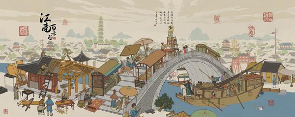 居然能在游戏中重建古代建筑艺术之瑰宝?传统文宣走出时代新路