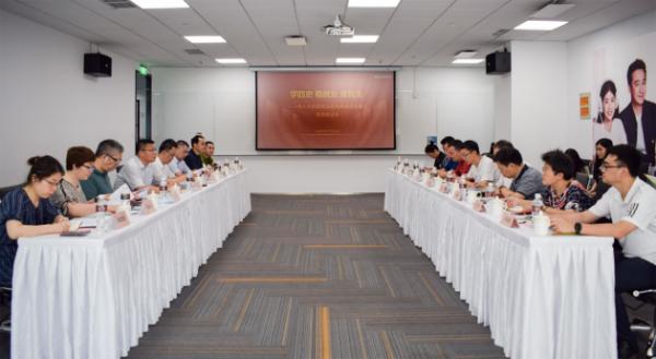 """上海市各级人力资源部领导莅临指导 掌门教育""""稳就业""""突出贡献获高度肯定"""
