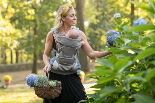 """全球高端婴童品牌Nuna CUDL婴儿背带,开启育儿""""轻""""生活"""