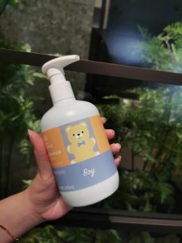 爱音儿童洗发水—专为3-12岁儿童头皮健康而生的国货之光!