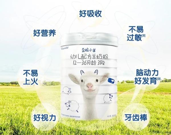 羊奶粉的功效与作用,必看!