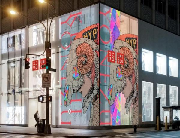 日本顶尖音乐人米津玄师与优衣库UT的首次联动!8月14日开始全球发售!!